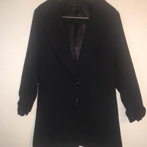 Arden B black blazer